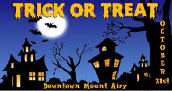 Holloween Mt Airy