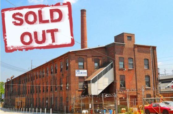 Wayne Juction Industrial Warehouse
